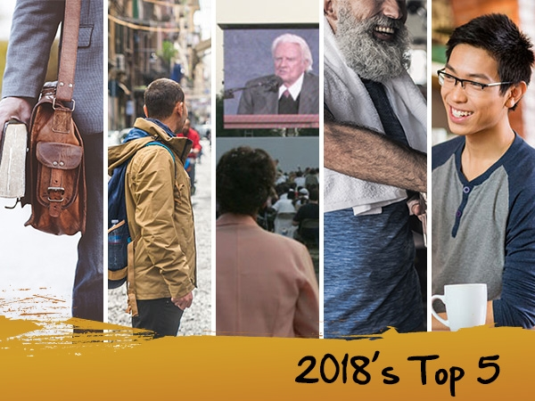 Reread the most impactful stories of 2018.