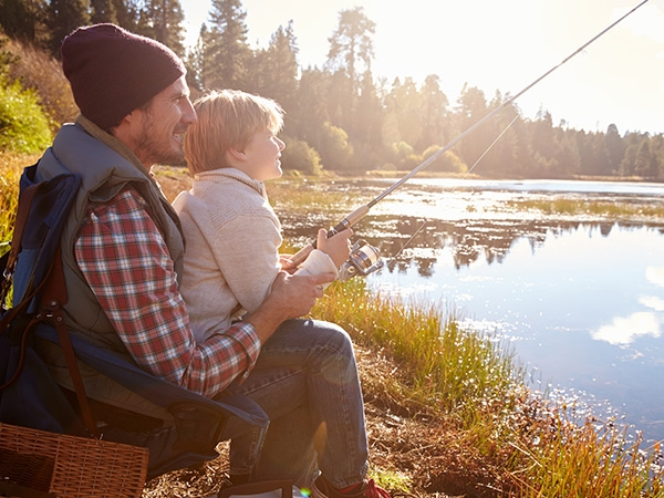Fishing takes patience. And so does disciple-making.