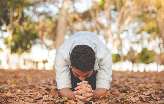 How God is Teaching Me to Pray as I Raise Support