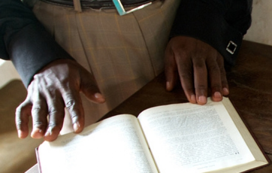 Bibles for Congo