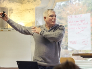 3. Crossworld Mobilization Director Mark Silvers helps participants consider their role in God's global purpose, practical tips to choosing an agency, and obstacles to overcome in the process.